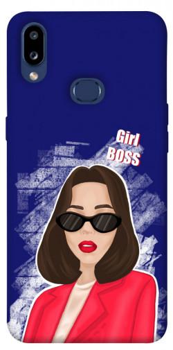 Чехол itsPrint Girl boss для Samsung Galaxy M01s