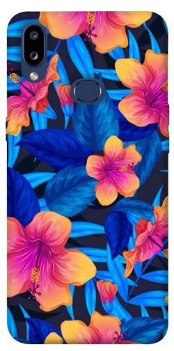 Чехол itsPrint Цветочная композиция для Samsung Galaxy M01s