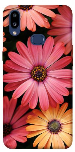 Чехол itsPrint Осенние цветы для Samsung Galaxy M01s