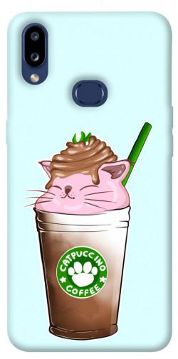 Чехол itsPrint Catpuccino для Samsung Galaxy M01s