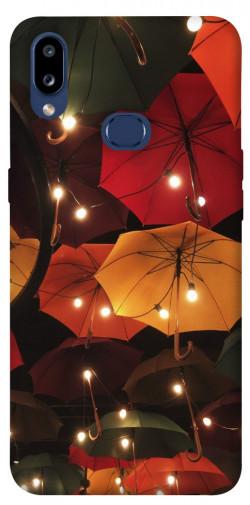 Чехол itsPrint Ламповая атмосфера для Samsung Galaxy M01s