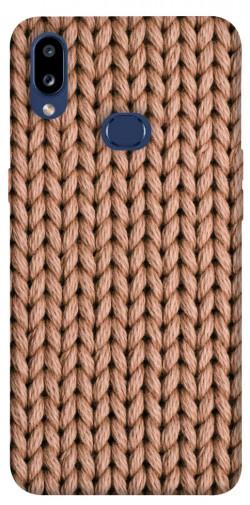 Чехол itsPrint Knitted texture для Samsung Galaxy M01s