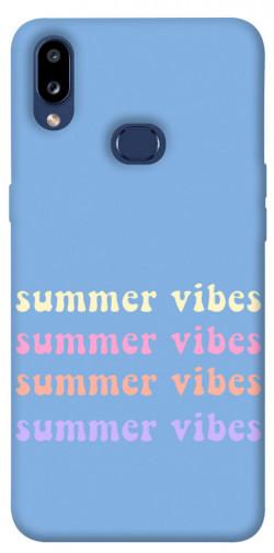 Чехол itsPrint Summer vibes для Samsung Galaxy M01s