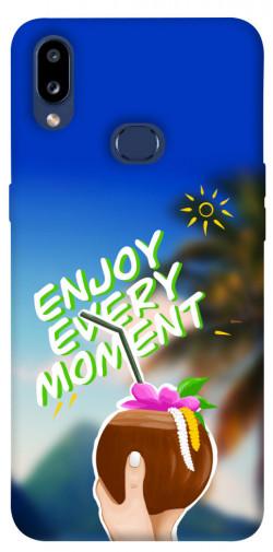 Чехол itsPrint Enjoy moment для Samsung Galaxy M01s