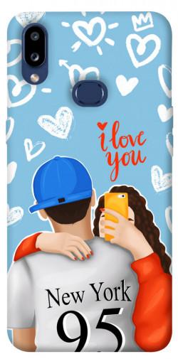 Чехол itsPrint Forever end ever для Samsung Galaxy M01s