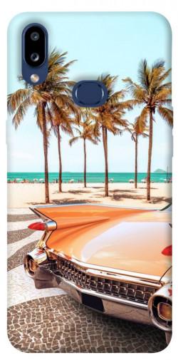 Чехол itsPrint Набережная мечты для Samsung Galaxy M01s