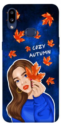 Чехол itsPrint Cozy autumn для Samsung Galaxy M01s