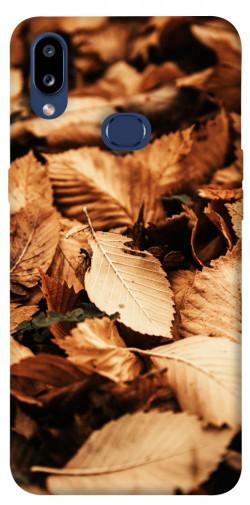 Чехол itsPrint Опавшая листва для Samsung Galaxy M01s