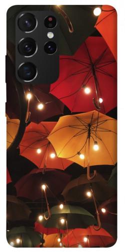 Чехол itsPrint Ламповая атмосфера для Samsung Galaxy S21 Ultra