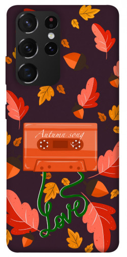Чехол itsPrint Autumn sound для Samsung Galaxy S21 Ultra