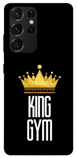 Чехол itsPrint King gym для Samsung Galaxy S21 Ultra
