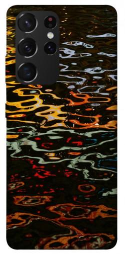 Чехол itsPrint Красочные блики для Samsung Galaxy S21 Ultra