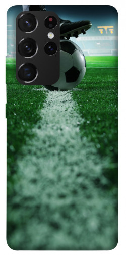 Чехол itsPrint Футболист для Samsung Galaxy S21 Ultra