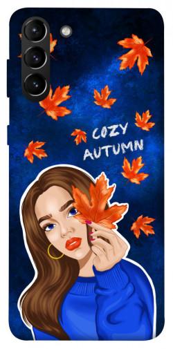 Чехол itsPrint Cozy autumn для Samsung Galaxy S21+