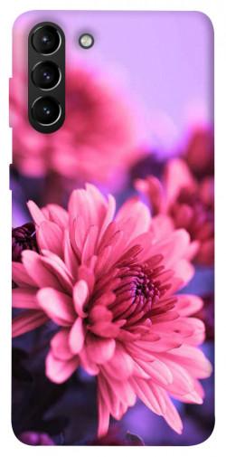 Чехол itsPrint Нежная хризантема для Samsung Galaxy S21+