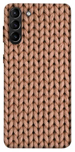 Чехол itsPrint Knitted texture для Samsung Galaxy S21+
