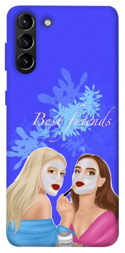 Чехол itsPrint Best friends для Samsung Galaxy S21+
