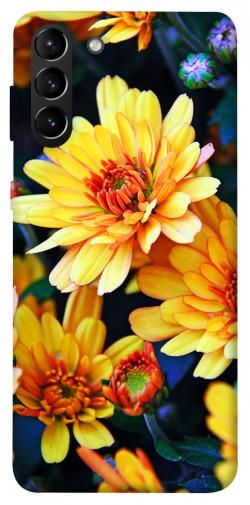 Чехол itsPrint Yellow petals для Samsung Galaxy S21+