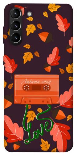 Чехол itsPrint Autumn sound для Samsung Galaxy S21+