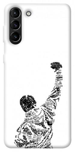 Чехол itsPrint Rocky man для Samsung Galaxy S21+