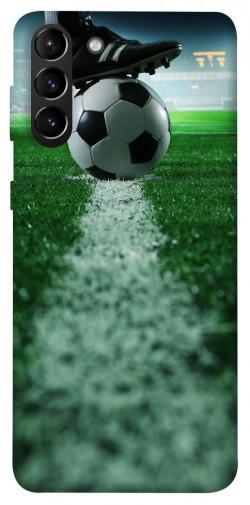 Чехол itsPrint Футболист для Samsung Galaxy S21+