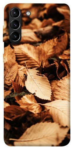 Чехол itsPrint Опавшая листва для Samsung Galaxy S21+