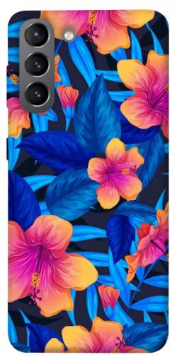 Чехол itsPrint Цветочная композиция для Samsung Galaxy S21