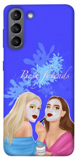 Чехол itsPrint Best friends для Samsung Galaxy S21