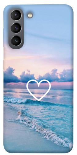 Чехол itsPrint Summer heart для Samsung Galaxy S21