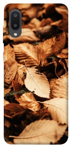 Чехол itsPrint Опавшая листва для Samsung Galaxy A02
