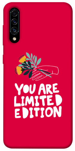 Чехол iPrint You are limited edition для Samsung Galaxy A50 (A505F) / A50s / A30s