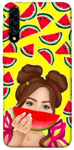 Чехол itsPrint Watermelon girl для Samsung Galaxy A50 (A505F) / A50s / A30s