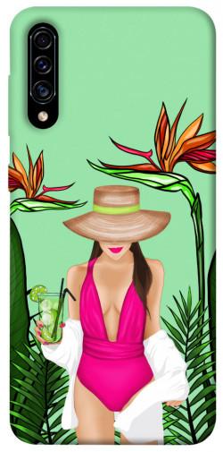 Чехол itsPrint Tropical girl для Samsung Galaxy A50 (A505F) / A50s / A30s