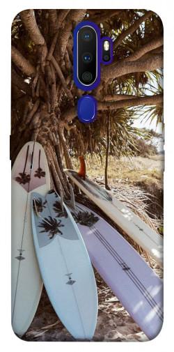 Чехол itsPrint Surfboards для Oppo A9 (2020)