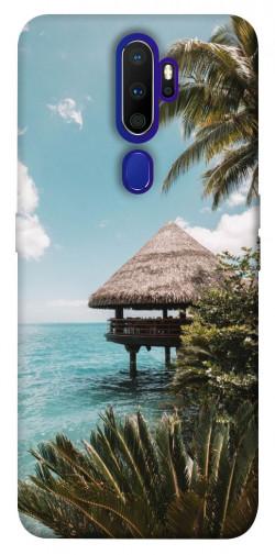 Чехол itsPrint Тропический остров для Oppo A9 (2020)
