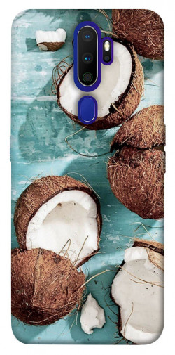 Чехол itsPrint Summer coconut для Oppo A9 (2020)
