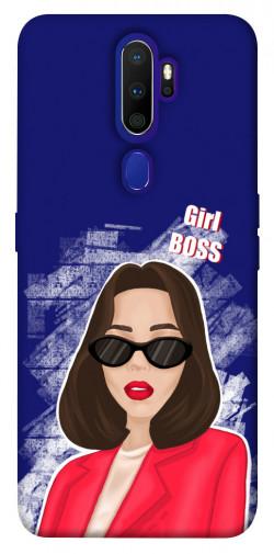 Чехол itsPrint Girl boss для Oppo A9 (2020)