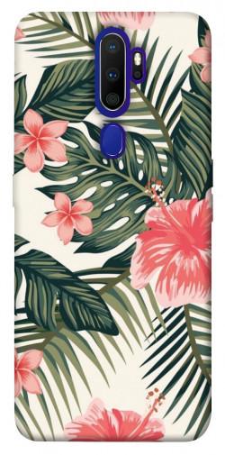 Чехол itsPrint Tropic flowers для Oppo A9 (2020)