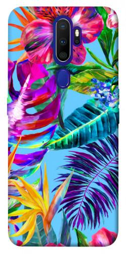 Чехол itsPrint Watercolor flowers для Oppo A9 (2020)