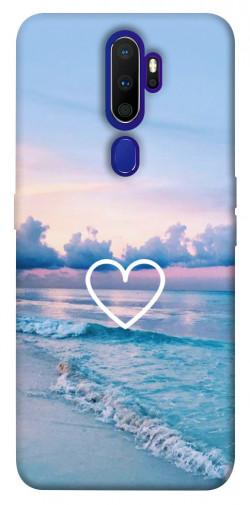Чехол itsPrint Summer heart для Oppo A9 (2020)