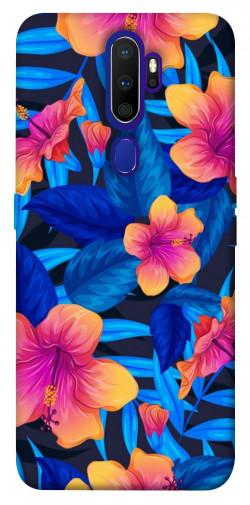 Чехол itsPrint Цветочная композиция для Oppo A9 (2020)