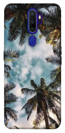Чехол itsPrint Coconut palms для Oppo A9 (2020)