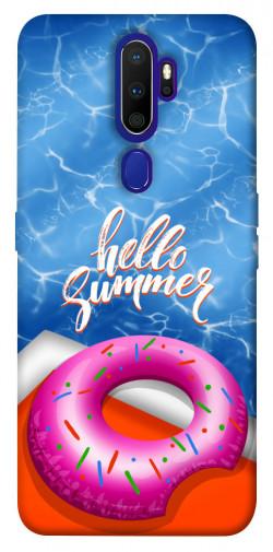 Чехол itsPrint Hello summer для Oppo A9 (2020)