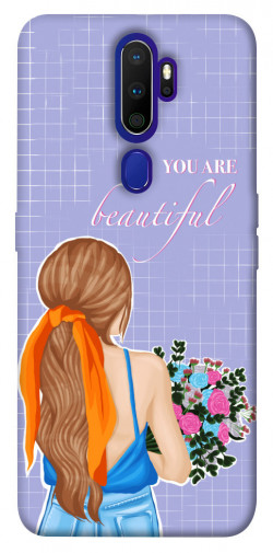 Чехол itsPrint You are beautiful для Oppo A9 (2020)