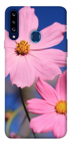 Чехол itsPrint Розовая ромашка для Samsung Galaxy A20s