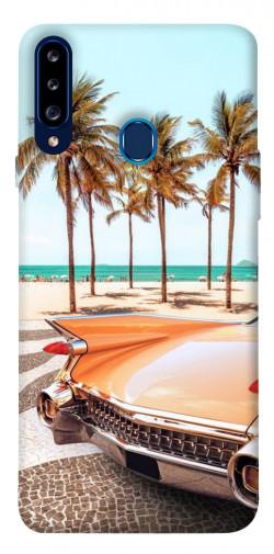 Чехол itsPrint Набережная мечты для Samsung Galaxy A20s