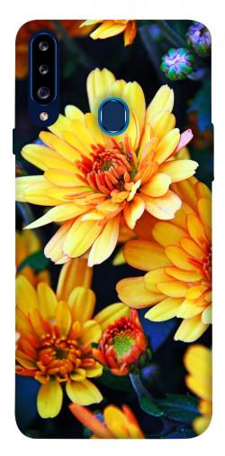 Чехол itsPrint Yellow petals для Samsung Galaxy A20s