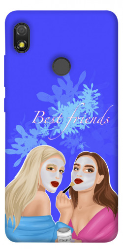 Чехол itsPrint Best friends для TECNO POP 3