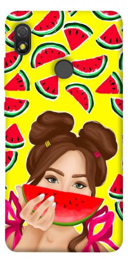 Чехол itsPrint Watermelon girl для TECNO POP 3