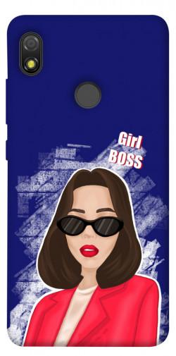 Чехол itsPrint Girl boss для TECNO POP 3